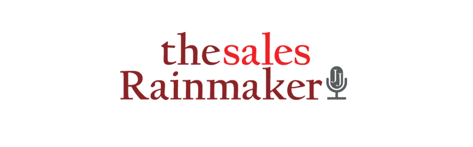 Web Design of The Sales Rainmaker