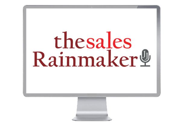 The Sales Rainmaker Website Link