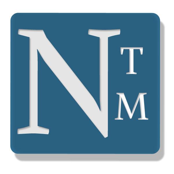 New Time Media Social Logo